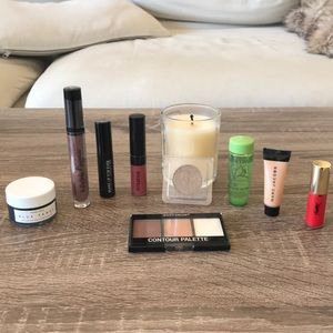 Sephora luxury makeup - YSL, Lancôme, Marc Jacobs